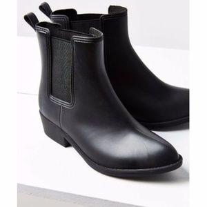 Urban Outfitters Women's Black Dora Rain Boot